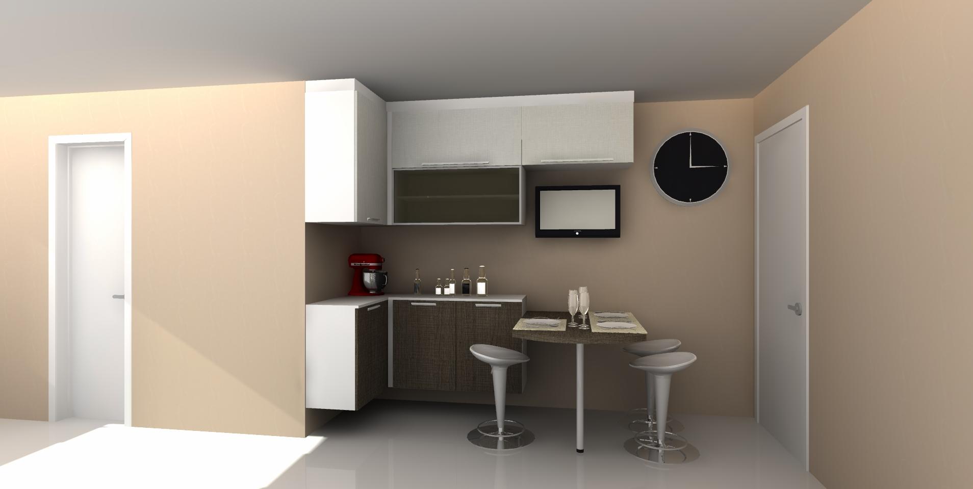 Tudo sobre armários e cozinhas planejadas e decoração de sua casa #876844 1908 959