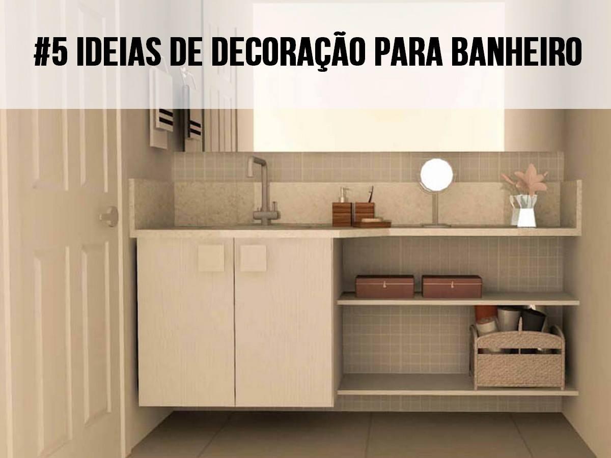 banheiro Tudo sobre armários e cozinhas planejadas e decoração de #8C683F 1200 900