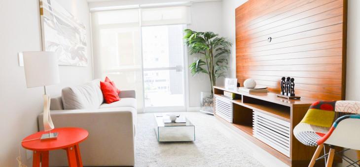 4 Dicas fáceis para iluminar quarto, sala e cozinha