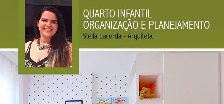 Quarto infantil – Organização e planejamento