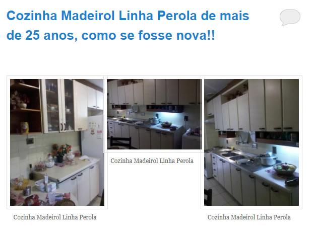 Fotos Clientes Cozinhas Planejadas Antigas da Madeirol