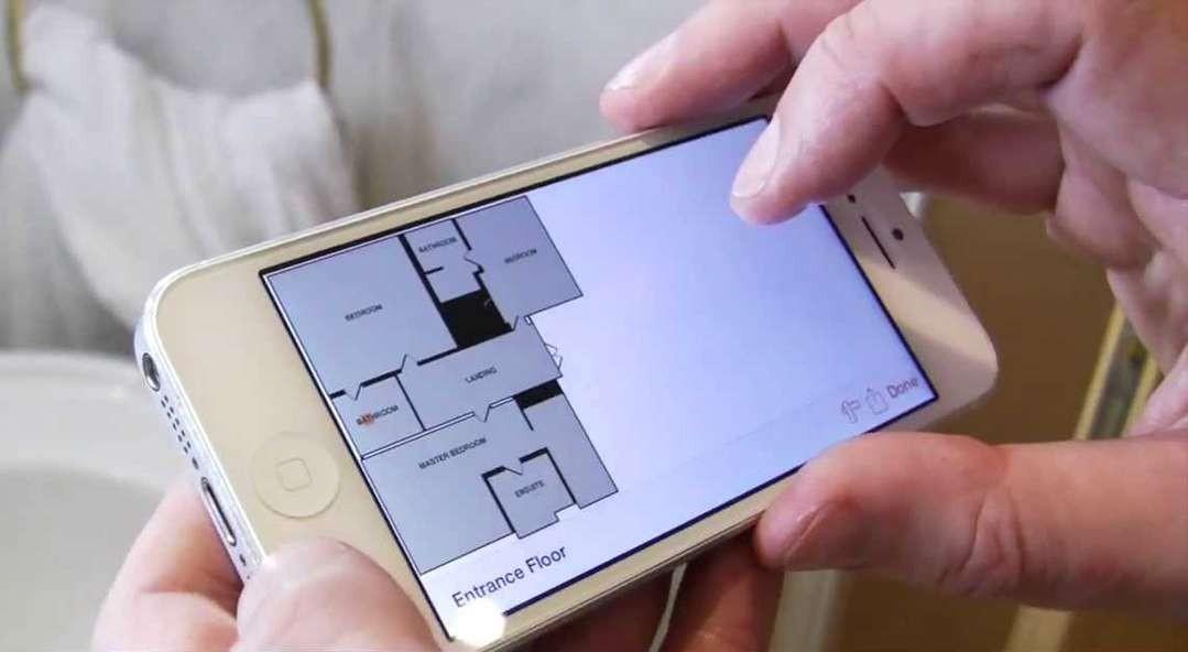 Celular Aplicativo Gratuito Medidas da Casa Metragem