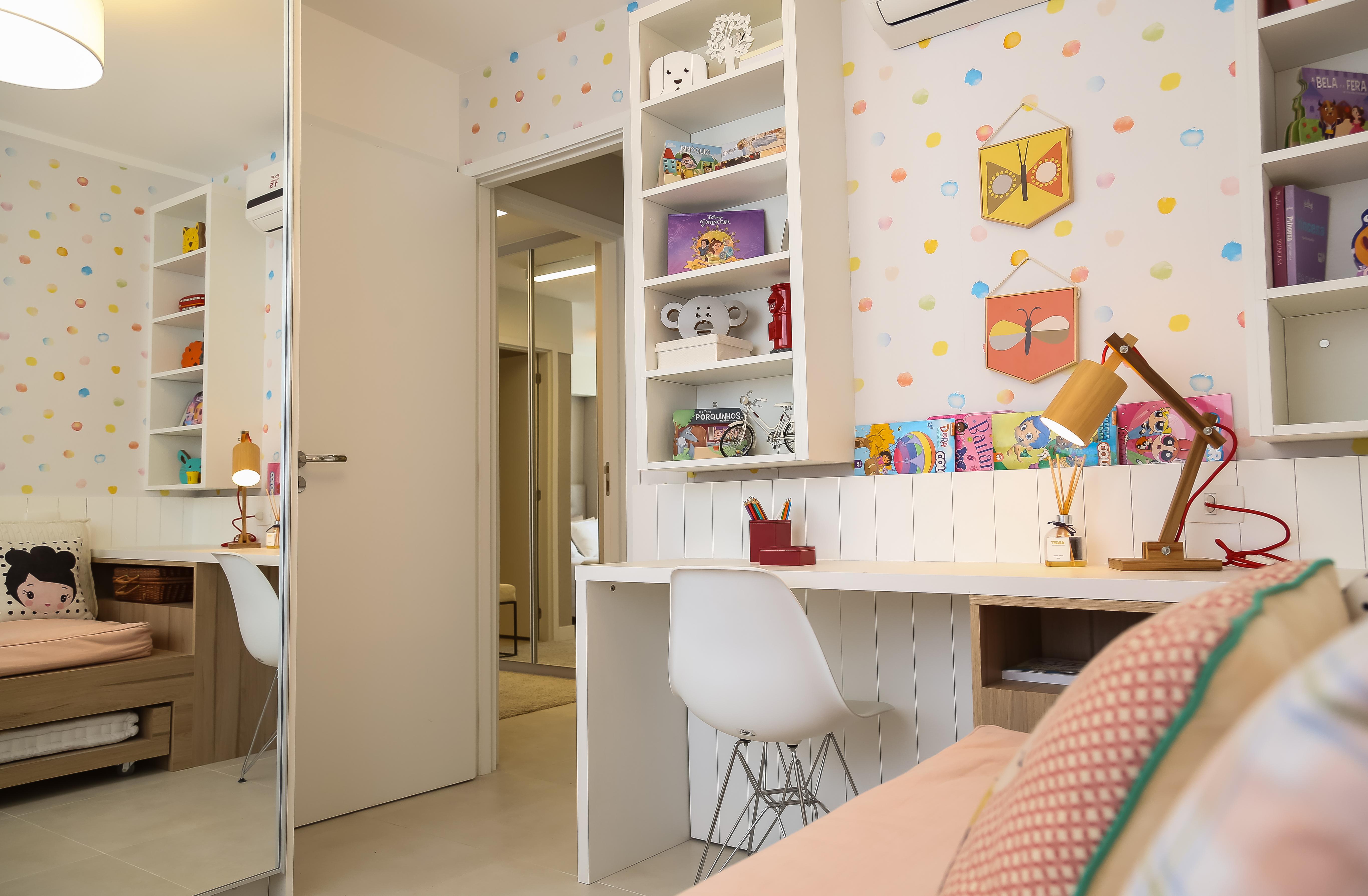 Casa Papel de Parede Decoração Infantil Madeirol Móveis Planejados
