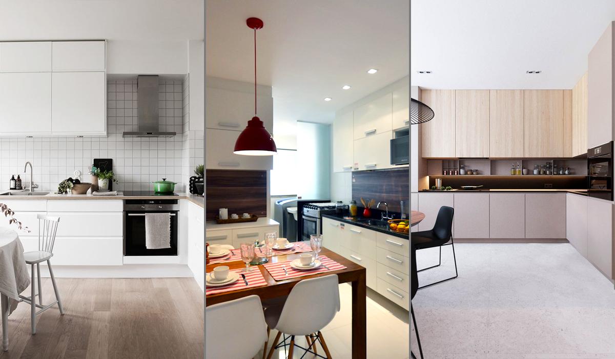 Cozinha Planejada Sofisticada Moderna Madeirol