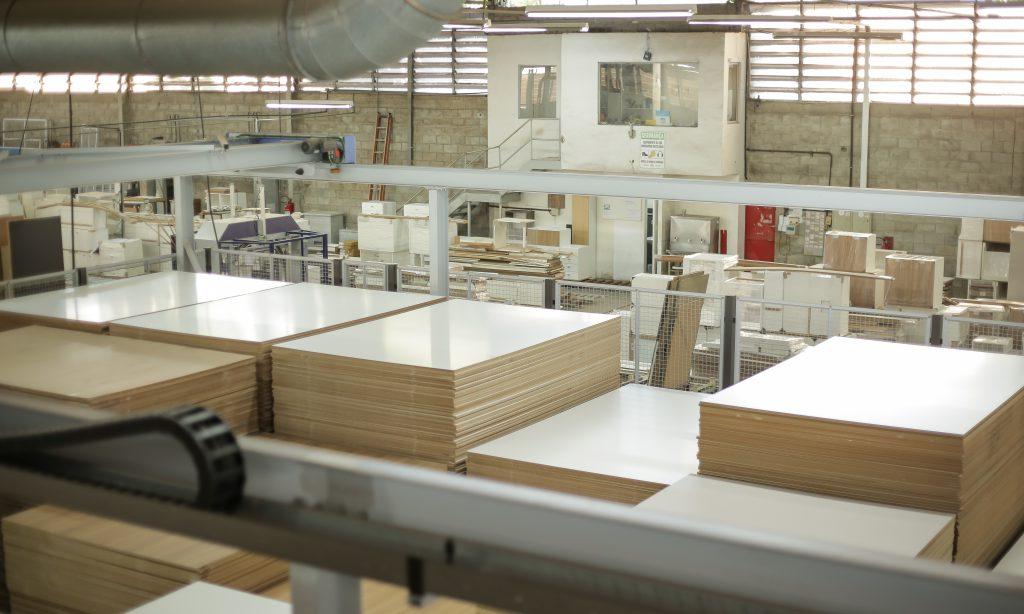 Fábrica Indústria Estoque MDF Madeirol