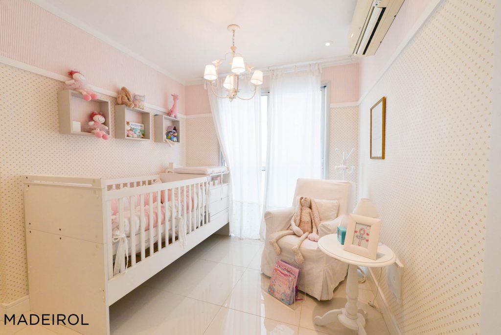 Quarto Infantil Móveis Planejados Madeirol