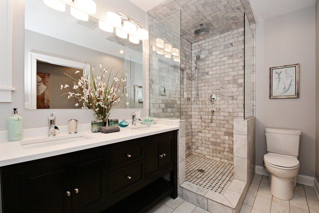 Decoração Estilo Contemporâneo Banheiro