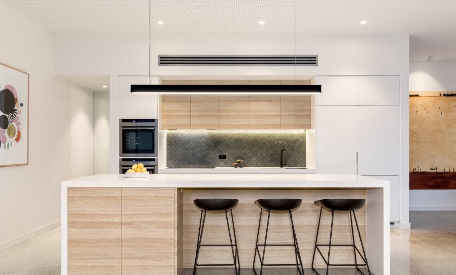 Decoração Estilo Contemporâneo Cozinha Moderna