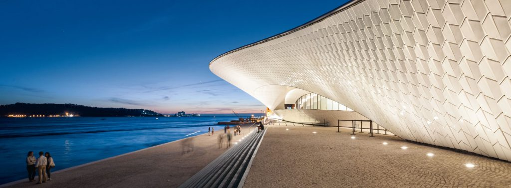 Amanda Levete Lisboa Museu Arquitetura Arte