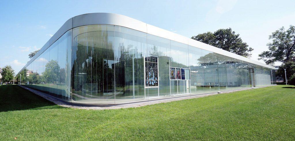Kazuyo Sejima Museu Prédio Vidro Modernismo Arquitetura