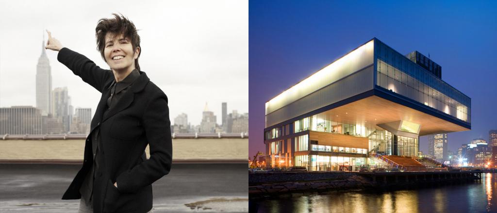 Elizabeth Diller Arquiteta Arquitetura Modernismo