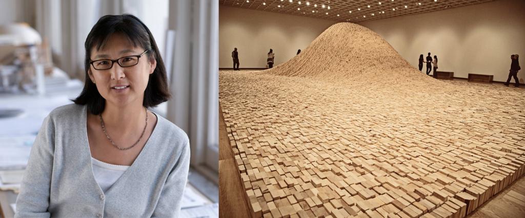 Maya Lin Arquiteta