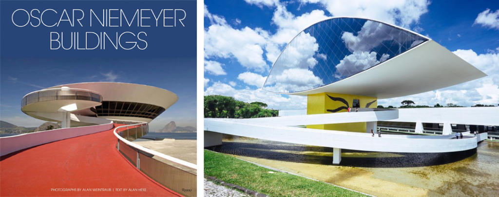 Livro Arquitetura Design Decoração Niemeyer