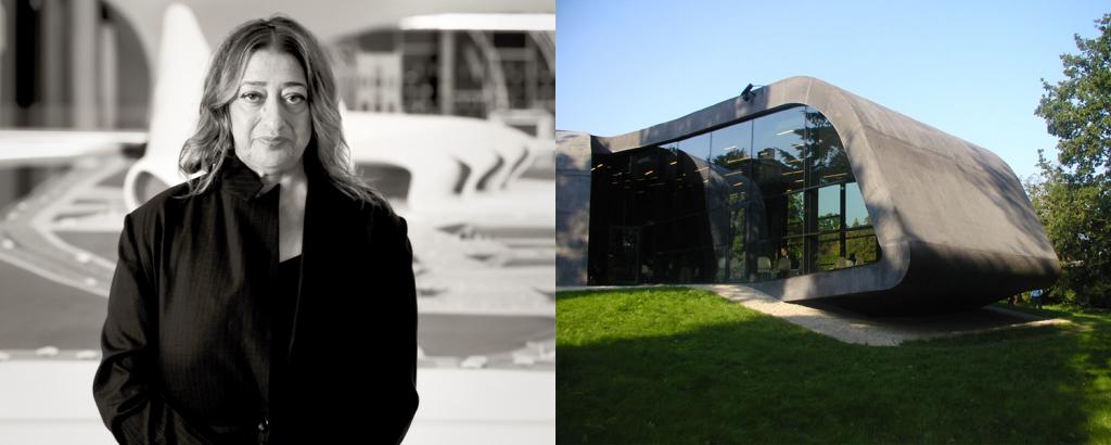 Zaha Hadid Arquiteta Arquitetura