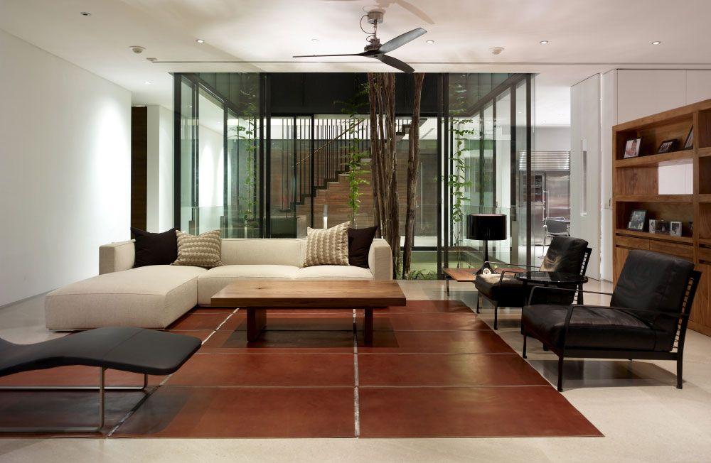 Estilo moderno de decora o origem e 20 inspira es for Sala design moderno