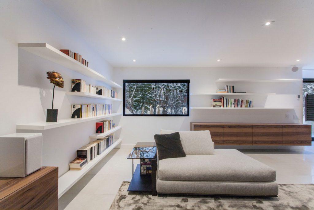 decoracao sala moderna