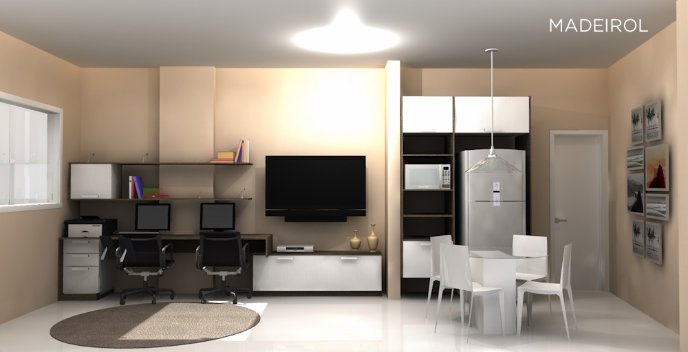 Seu Estilo - Madeirol - 3000 projetos de cozinhas planejadas