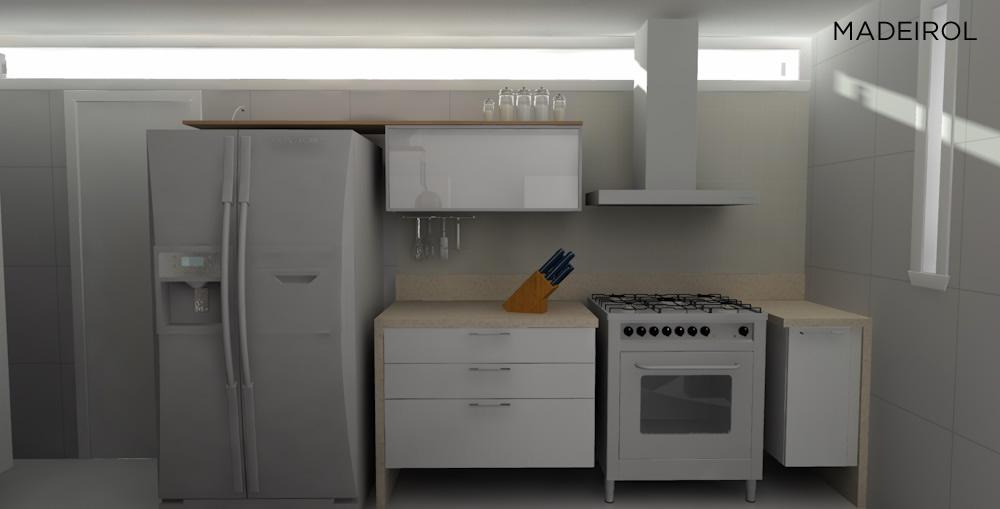 3 000 Projetos - Madeirol - 3000 projetos de cozinhas